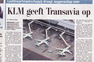 Transavia Schiphol