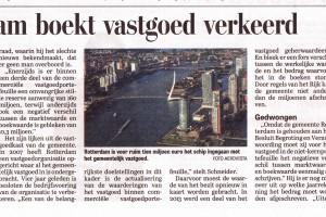 Telegraaf Erasmusbrug