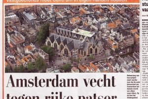 Telegraaf Oude Kerk