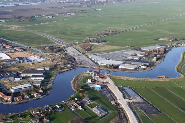 Amstel Aquaduct, fase 1