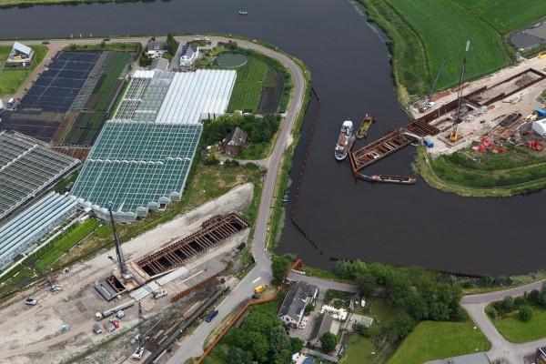 Amstel Aquaduct, fase 2