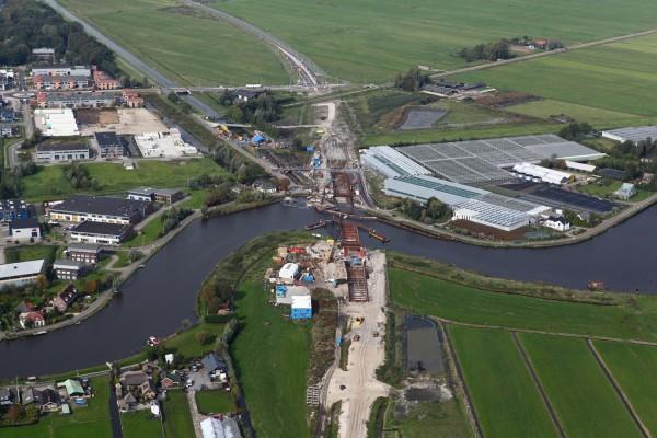 Amstel Aquaduct, fase 3