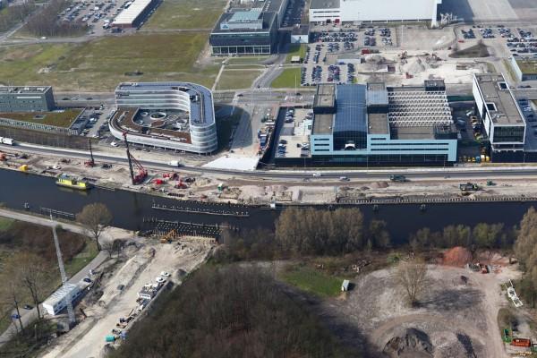 Brug Schiphol-Oost, fase 3