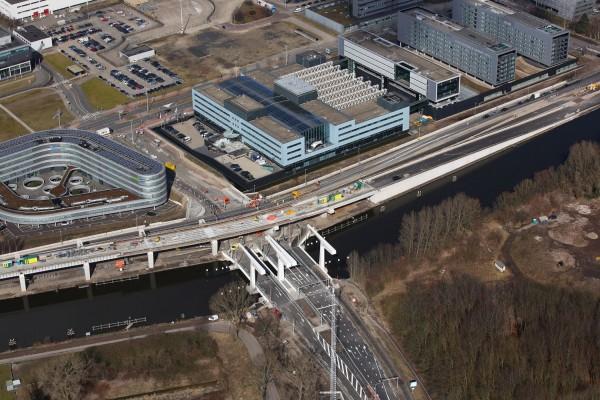 Brug Schiphol-Oost, fase 4