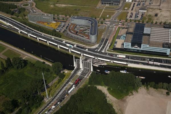 Brug Schiphol-Oost, fase 5